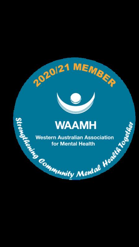 WAAMH Membership Badge 2020-21